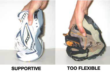 Shoe support